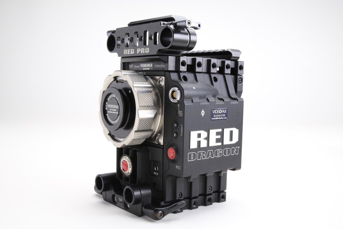 Red DRAGON 6K | Red Digital Cameras (Videofax | High Definition ...
