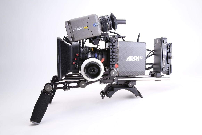 Arri Alexa Mini | Arri Digital Cameras (Videofax | Motion Picture ...
